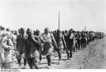 sowjetische Kriegsgefangene bei Balta
